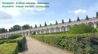Kroměříž - Květná zahrada - Kolonáda / Flower Garden - Colonnade
