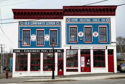 'Consumers fuel Co', Maine, by xophe_g
