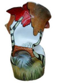 crazy china vase