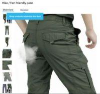 Smoking pants :)