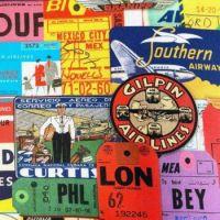 Vintage Travel (777)