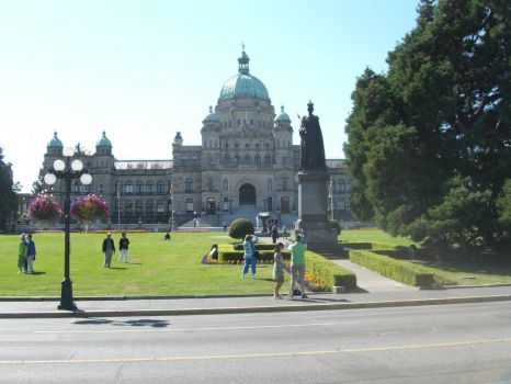 Legislative Building Victoria BC