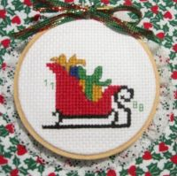 Sleigh  - Gifts #8527