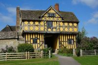 The Gate House Stokesay Castle