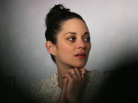 actrice marion cotillard fr  cannes