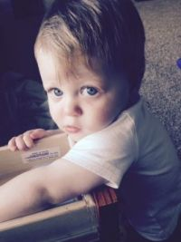 My Grandson, Jacob