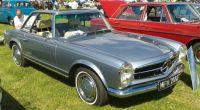 "Mercedes 280 SL ""Pagode"" - 1967"