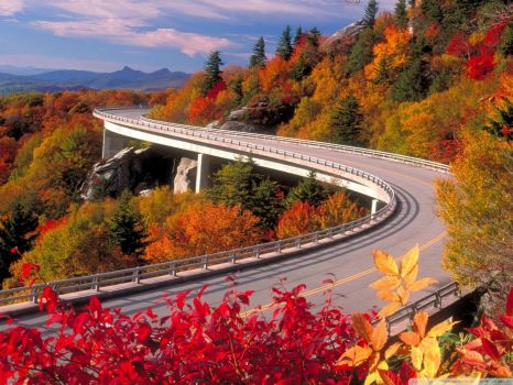 Blue Ridge Parkway Viaduct - Repost