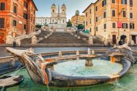 Beautiful Staircases Spanish Steps Rome