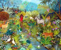 Artist Veronica Labat