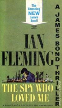 JAMES BOND 007--THE SPY WHO LOVED ME !