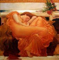 Flaming_June - Lord Leighton