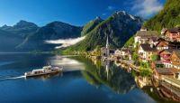 Village at Hallstatt Lake - Hallstatt, Austria