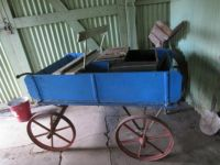 Kiddy wagon