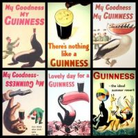 Vintage Guinness Designs