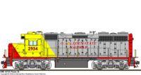 GSR GP35 Phase 2b 2 2934