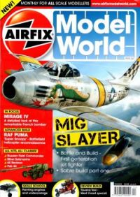 Airfix Model World February 2011