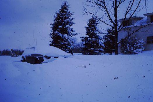 Lots more snow