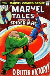 Spider-Man Against The Kingpin