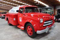 Dodge 3 ton Mobilgas Tanker - 1956