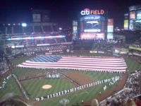 citifield 9/11 memorial ceremony