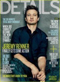 Jeremy Renner - Details