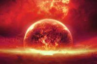 NASA exploding star
