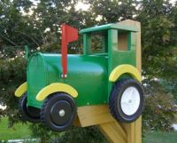 mailbox for those Deere John letters