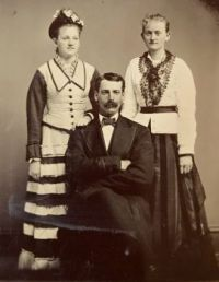Tintype of Unknown Subjects (large)
