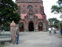 Old Lutheran Church in Poland
