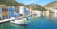 GREECE-KASTELLORIZO-HARBOR-VIEW