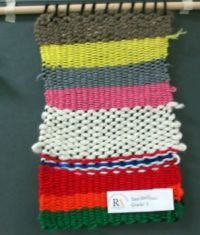 Sam's weaving