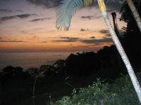 Dominical, Costa Rica: Sunset