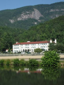 Lake Lure Inn - from 1927
