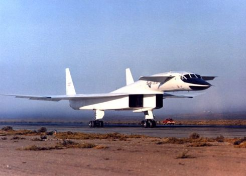 XB-70 Valkyrie - Beautiful