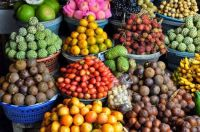 Bedugul Fruit and Vegetable Market