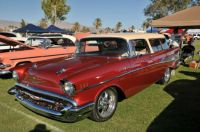 Beautiful 1957 Chevy Nomad