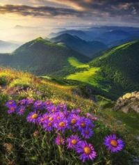 The Tatra Mountains in Poland