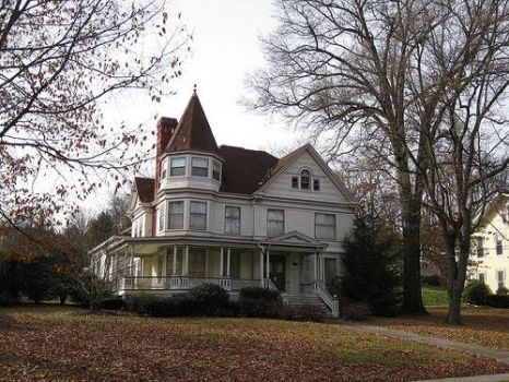 Theme: Home - One of the Victorian Homes in town, NE Pennsylvania