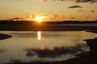 Sunset Hornbæk