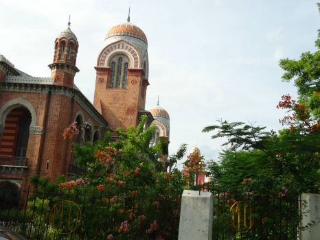 Madras University Chennai, Inida