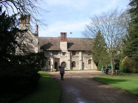 Anglesey Abbey 14.04