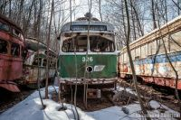 Trolley Graveyard 6