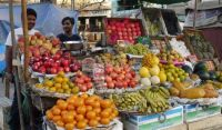 Fruit Stand in India