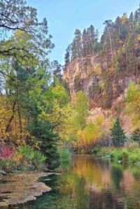 Spearfish Canyon South Dakota