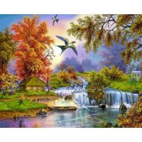 beautiful-scenery-swallow-diy-diamond-painting
