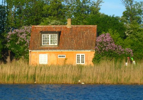 Riverside cottage, Denmark, photo Jeremy Keith (pic cropped)