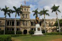 King Kamehameha, Honolulu, Hawaii