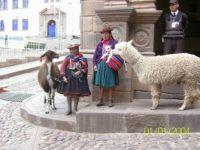 Cusco photo op