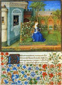 Boccaccio -  Il Teseida manuscript ( large )